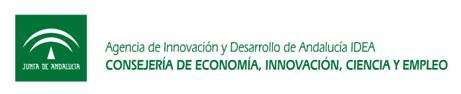 Junta de Andalucía | Consejería de Economía, Innovación, Ciencia y Empleo