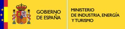 Gobierno de España | Ministerio de Industria, Energía y Turismo